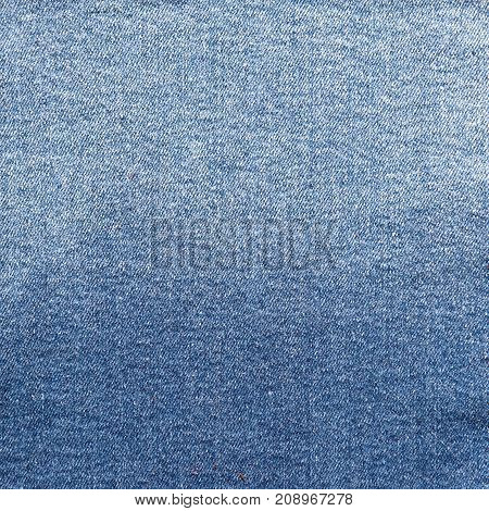 background of blue jeans denim fabric texture