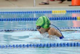 Swimming Breaststroke 1