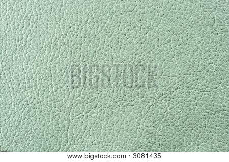 Natural qualitative pistachio leather texture. Close up. poster
