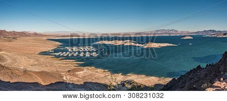 Lake Mead Views On A Sunny Day