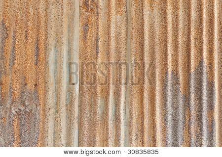 The Rusty Metal Sheet