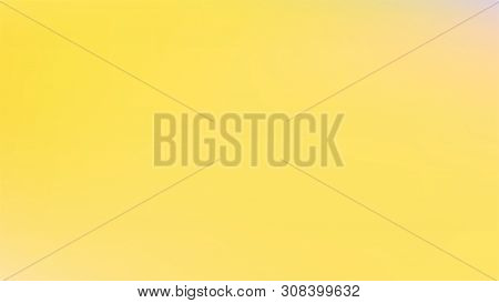 Pristine, Plain Mesh. Ground Chilly. Plain Illustration, Fresh. Yellow Colored Background. Net Backd
