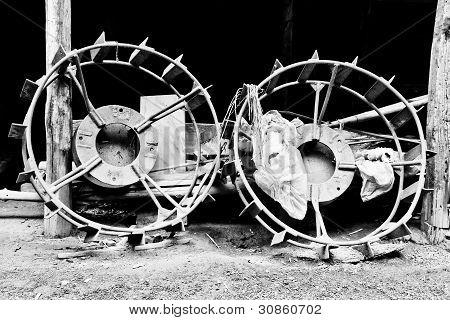 The Big Wheels