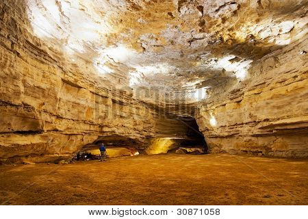 Great Saltpetre Cave KY