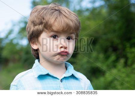 Sad Boy. Emotional Baby. Emotions On The Face. Facial Sadness. Emotional Intelligence. Childrens Fru