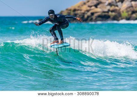Hidrofoil Surfer
