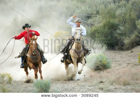 Galloping Cowboys