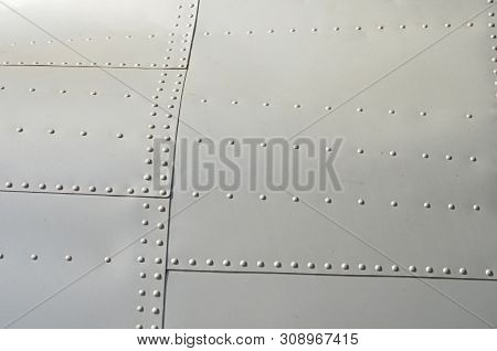 Military Helicopter Camouflage. Military Aircraft Detail Camouflage. View About Fuselage With Panel