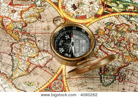 Compass & Old