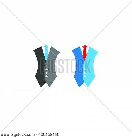 Illustration Of A Businessman Running Reaching The Star With Briefcase, Business, Energetic, Dynamic