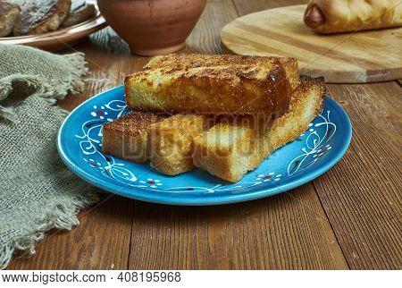 Fryer French Toast Sticks