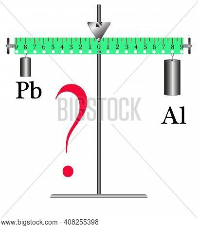 Physical Task, Study Of The Topic - The Density Of Matter. Why Bodies Of Different Volumes Have The