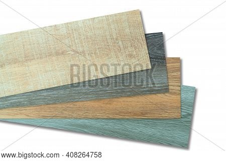 Vinyl Tiles Stack Sample Collection For Interior Designer. New Wooden Pattern Vinyl Tile. Vinyl Floo