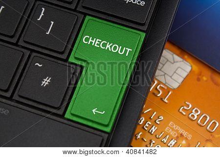 Checkout Enter Key