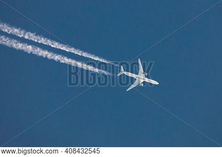 A350 Of Qatar Airways