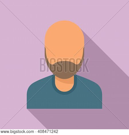 Tv Cameraman Icon. Flat Illustration Of Tv Cameraman Vector Icon For Web Design