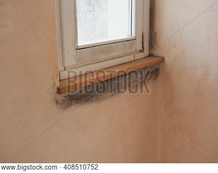 Dampness Moisture On Wall