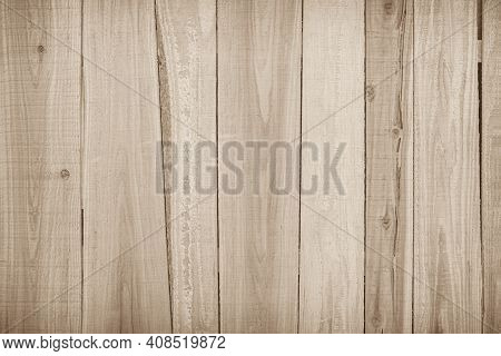 Old Wood Texture Background Surface. Wood Texture Table Surface Top View. Vintage Wood Texture Backg