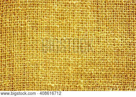 Burlap Hessian Sackcloth Woven Texture Background Design
