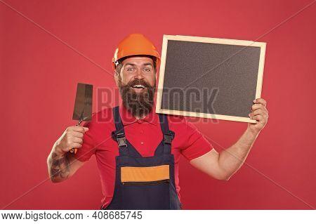 Best Offer Here. Renovation Company Services. Professional Plasterer. Skillful Plasterer. Bearded Ma