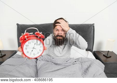 Hate This Noise. Problem With Early Morning Awakening. Get Up Early. Tips For Waking Up Early. Man B