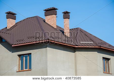 building new home and roof