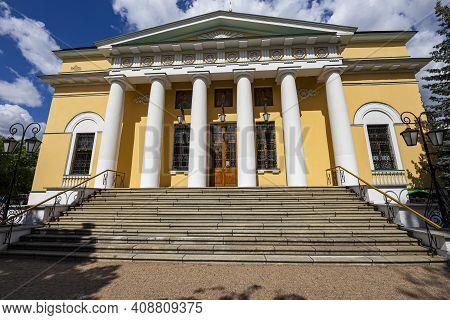 Danilov Monastery (also Svyato-danilov Monastery Or Holy Danilov Monastery), To Have Been Founded In