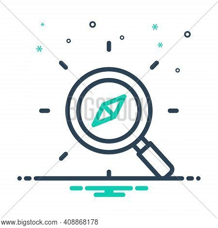 Mix Icon For Discover Compass Search Explorer