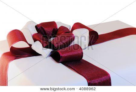 Gift Box Abstract