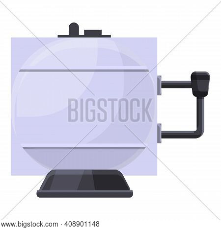 Generator Icon. Cartoon Of Generator Vector Icon For Web Design Isolated On White Background