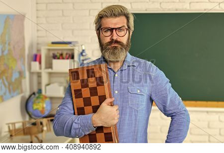 Board Game. Man Playing Chess. Intellectual Game. Personal Conclusion. Chess Club. Chess Lesson. Str