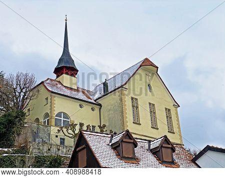 Weesen Abbey Or Dominikanerinnenkloster Maria Zuflucht (kloster Maria Zuflucht) - Canton Of St. Gall