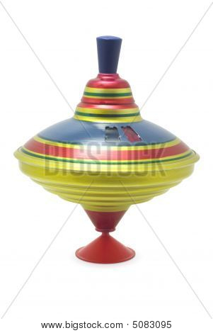 Toy Spinning- Top