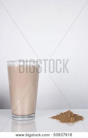 Chocolate Milk And Powder