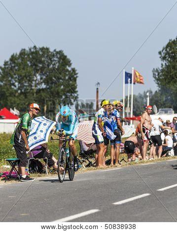 The Cyclist  Jakob Fuglsang