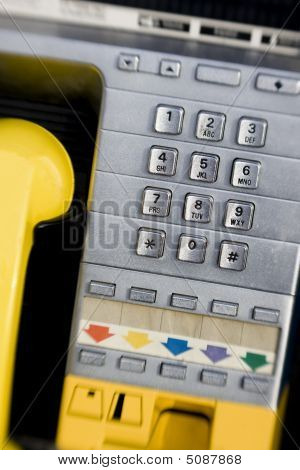 Pay Phone Keypad