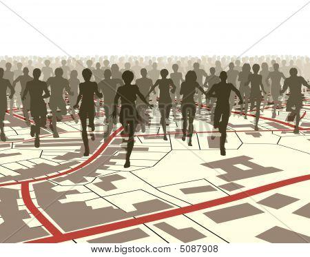 Town Run