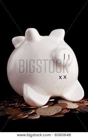 Losing your savings