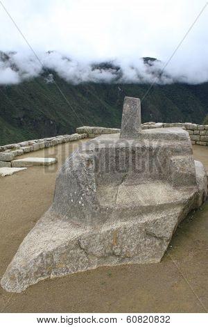 Machu Picchu Intihuatana