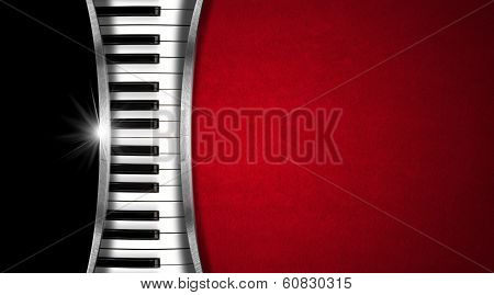 Music Vintage Business Card
