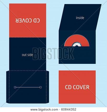 CD DVD BLU-RAY envelope