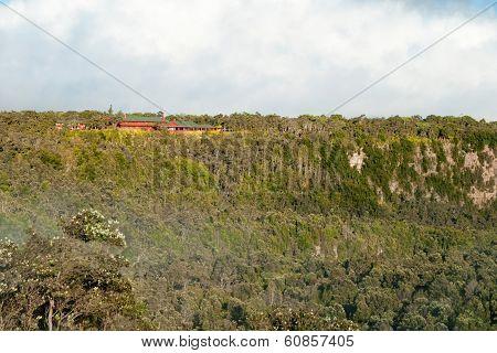 Hawaii Volcanoes National Park On Big Island