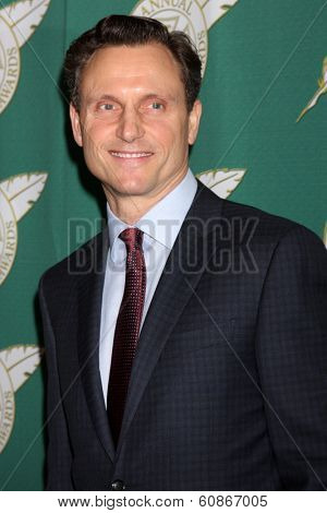 LOS ANGELES - FEB 28:  Tony Goldwyn at the 2014 Publicist Luncheon at Beverly Wilshire Hotel on February 28, 2014 in Beverly Hills, CA