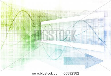 Medical Analysis and Diagnosis of Records Art poster