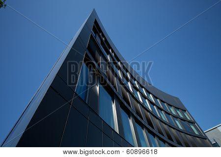 JENA, GERMANY - MAY, 08, 2011: ABBE Center of Photonics (ACP)?? am Campus Beutenberg in Jena. Gerrmany