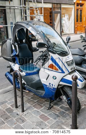 Bmw Scooter C1 200 Formula 1