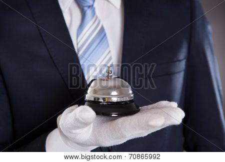 Bellman Holding Bell