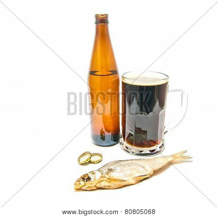 Stockfish And Dark Beer