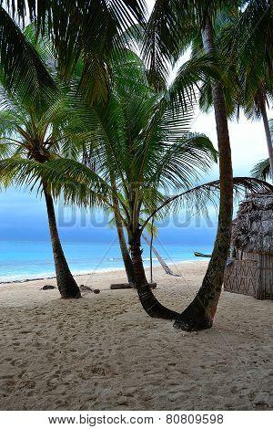 On a little Island