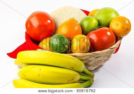Fruit Basket - Healthy Eating